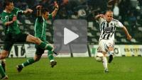 Sandecja - KS Polkowice 2-1 (0-1), skrót meczu