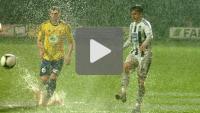 Sandecja - Olimpia Elbląg 1-1 (1-1), skrót meczu