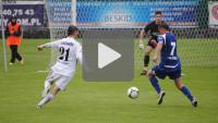 Sandecja - Dolcan Ząbki 1-2 (0-1), skrót meczu