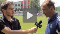 Cracovia - Sandecja 2-2, trener Araszkiewicz ocenia przebieg meczu