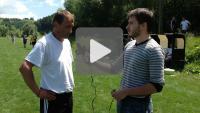 Sandecja - Stal Rzeszów 1-3, rozmowa z Jarosławem Araszkiewiczem