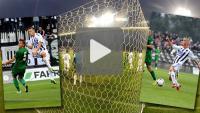 Sandecja - Olimpia Grudziądz 2-0 (0-0), skrót meczu