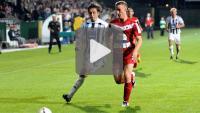 Sandecja - GKS Tychy 1-2 (1-2), skrót meczu