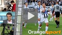 Sandecja - GKS Tychy 1-2, magazyn 1.Liga Raport - Orange Sport