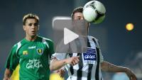 Sandecja - GKS Katowice 0-2 (0-0), skrót meczu