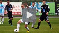 Stomil Olsztyn - Sandecja 4-0 (3-0), bramki