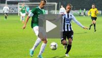 Sandecja - Warta Poznań 0-1 (0-1), skrót meczu