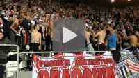 Cracovia - Sandecja 1-0 (0-0), relacja kibicowska