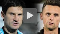 Sandecja - Bogdanka Łęczna 1-0, tuż po meczu...