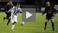 Sandecja - Bogdanka Łęczna 1-0 (1-0), skrót meczu