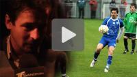 Jano Frohlich nadal gra w piłkę ! Co słychać u naszego byłego kapitana ?