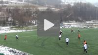 Sandecja - Unia Tarnów 4-0 (2-0), mecz sparingowy, bramki