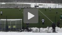 Sandecja - Okocimski Brzesko 4-2, (1-0) mecz sparingowy