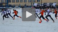 Czarni Jasło - Sandecja Nowy Sącz 0-4 (0-2), skrót meczu