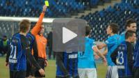 Zawisza Bydgoszcz - Sandecja Nowy Sącz 3-1 (1-1), skrót meczu
