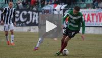 GKS Tychy - Sandecja 1-1 (1-0), bramki