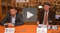Okocimski Brzesko - Sandecja 0-1, konferencja prasowa