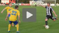 Sandecja - Arka Gdynia 1-2 (1-2), skrót meczu