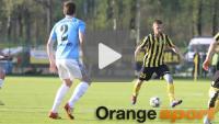 GKS Katowice - Sandecja 0-0, skrót meczu
