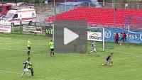 Dolcan Ząbki - Sandecja Nowy Sącz 1-1 (1-0), skrót meczu