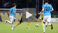 GKS Katowice - Sandecja 2-0 (1-0), bramki