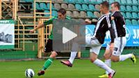 Górnik Łęczna - Sandecja 3-0 (1-0), bramki