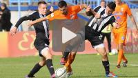 Termalica Bruk-Bet Nieciecza - Sandecja 1-3 (0-1), skrót meczu