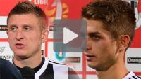 Sandecja - Stomil Olsztyn, 1-0, pomeczowe wypowiedzi...