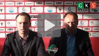 GKS Tychy - Sandecja 2-0 (1-0), pomeczowa konferencja