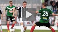 GKS Tychy - Sandecja 2-0 (1-0), skrót meczu