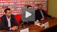 Sandecja - Widzew Łódź 2-2, karne 5-4, Puchar Polski 1/8