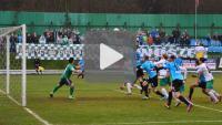 Okocimski Brzesko - Sandecja 0-0, skrót meczu