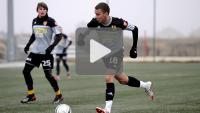 Korona Kielce - Sandecja 5-1 (2-1), mecz sparingowy, bramki
