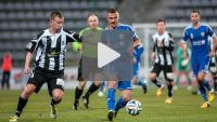 Miedź Legnica - Sandecja 2-2 (1-1), bramki