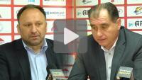 Puszcza Niepołomice - Sandecja 0-1 (0-0), pomeczowa konferencja