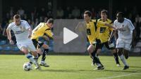 Puszcza Niepoomice - Sandecja 0-1 (0-0), skrót meczu