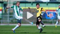 Olimpia Grudziądz - Sandecja 3-1 (2-0), skrót meczu