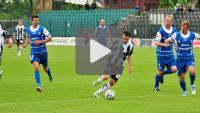 Sandecja - Flota Świnoujście 0-0, skrót meczu