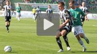 GKS Bełchatów - Sandecja 4:0, skrót meczu