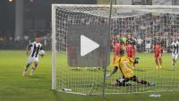 Sandecja - GKS Tychy 1-1 (1-1), skrót meczu