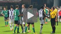 Sandecja - GKS Bełchatów 0-1, Puchar Polski 1/32, skrót meczu