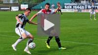 Sandecja - Wigry Suwałki 2-0 (0-0), skrót meczu