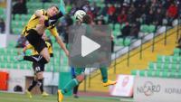 Olimpia Grudziądz - Sandecja 4-1, (2-1), skrót meczu