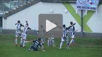 Dolcan Ząbki - Sandecja 2-2 (2-1), skrót meczu