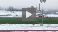 Sandecja - Rozwój Katowice 2-1 (2-0), sparing, skrót meczu