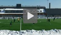 Sandecja - Barciczanka Barcice 4-0 (1-0), sparing