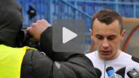 Termalica Bruk-Bet Nieciecza - Sandecja 3-0, Mateusz Bartków