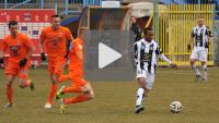 Termalica Bruk-Bet Nieciecza - Sandecja 3-0 (2-0), skrót meczu