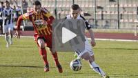Chojniczanka Chojnice - Sandecja 2-1 (2-0), skrót meczu