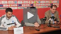 Sandecja - Wisła Płock 0-1 (0-1), pomeczowa konferencja